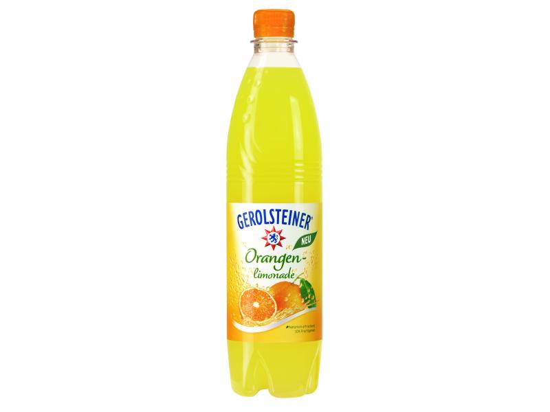 Gerolsteiner Orange Image